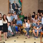 first day in Baku