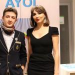 Sabina Babayeva x AYOL memmber